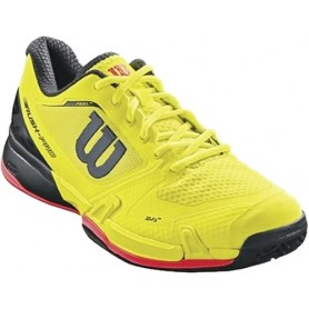 ZAPATILLAS WILSON RUSH PRO 2.5 YELLOW