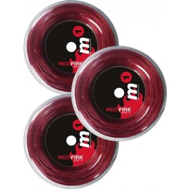 CORDAJES M1 RED FIRE 200M - PACK 3 BOBINAS
