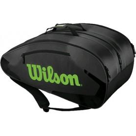 BOLSOS WILSON TOUR TEAM II 12 PACK