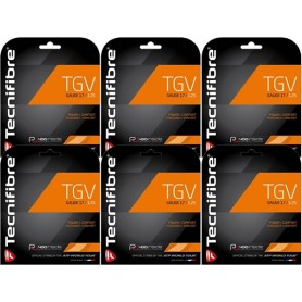 TECNIFIBRE TGV NATURAL 125 PACK 6