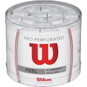 BOTE WILSON PRO OVERGRIP PERFORATED 60 UNIDADES