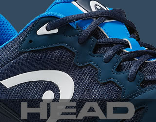 zapatillas HEAD de frontenis